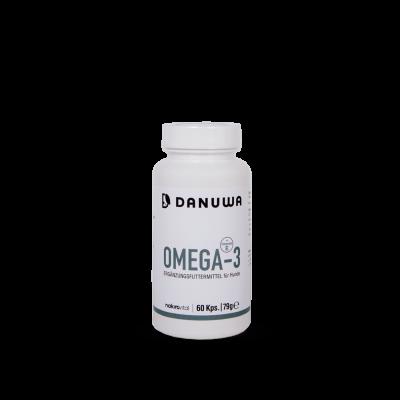 Danuwa Omega-3 Fischöl-Kapseln