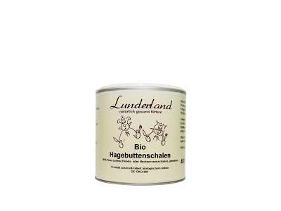 Lunderland Bio-Hagebuttenschalenpulver