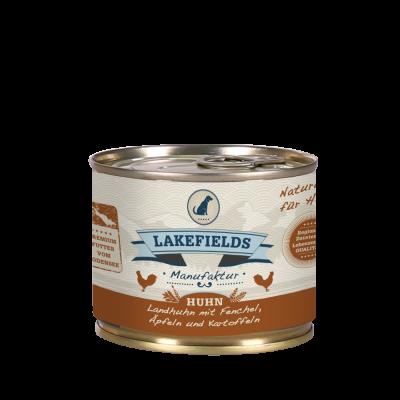Lakefields Dosen-Menü Landhuhn