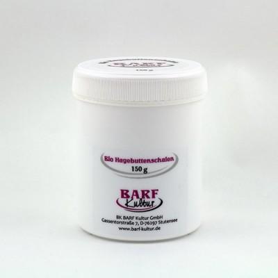 Barf-Kultur Bio-Hagebuttenschalenpulver